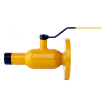 Gas Ball Valve - combined - flanged and welding end