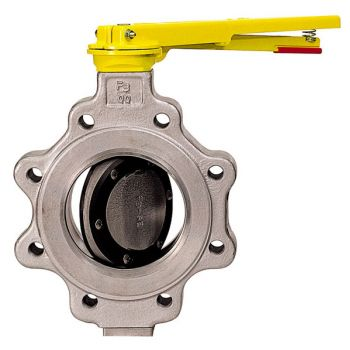 Butterfly Valve for gas BF31
