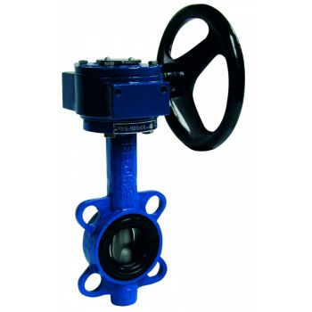 Butterfly Valve - cast iron GG20, 316 Disc - PN16 - Wafer Type, EPDM