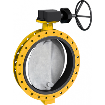 Butterfly Valve for Gas - F 012-K1 GAS - PN16