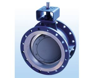 Single-Eccentric Butterfly Valve