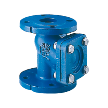 Ball check valve - type 408F - for use as an air vent or anti flooding valve