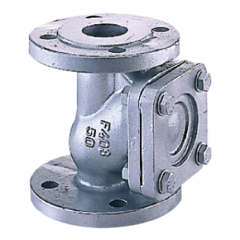 Ball check valve - type 408X - loaded aggressive liquids industrial process