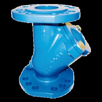 Ball check valve - type 418 - wastewater , slurries , viscous , sanitation