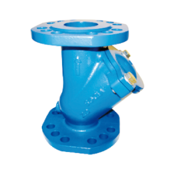 Ball check valve - type 418V - waste water, viscous and loaded liquids, purification of very aggressive liquids