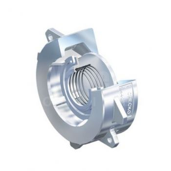 PN40 Stainless Steel ARI CHECKO-D Wafer Non-return Check Valve