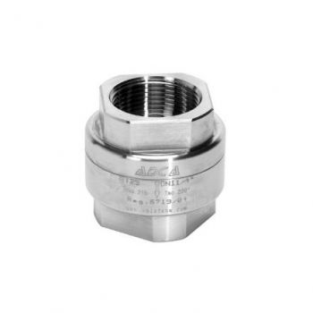 High Temperature Check Valve Screwed BSP