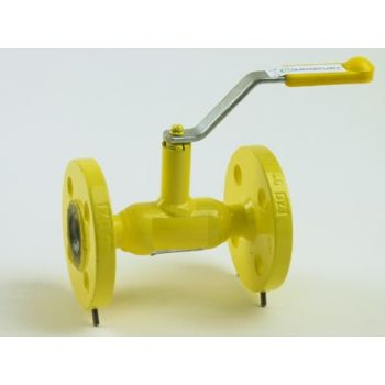 Gas Ball Valve - Flanged