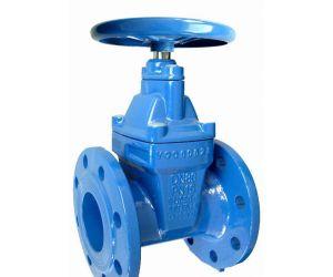 DIN Gate valves
