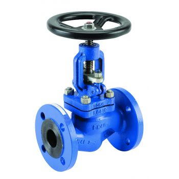 Globe valve - carbon steel - RF PN40 - for steam and high temperature