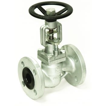 Globe valve - Ductile iron - with bellow - PN16 - 350°C