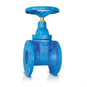 RESILIENT SEATED GATE VALVE  PN16, GGG40