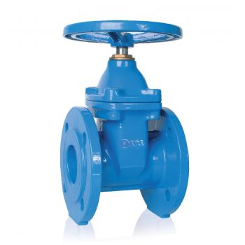 RESILIENT SEATED GATE VALVE  PN16, GG25
