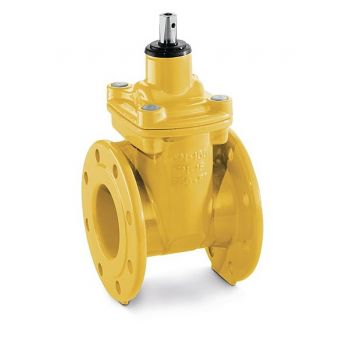 Resilient Seated Gate Valve for Gas - PN16