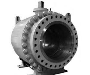 Special ball valves