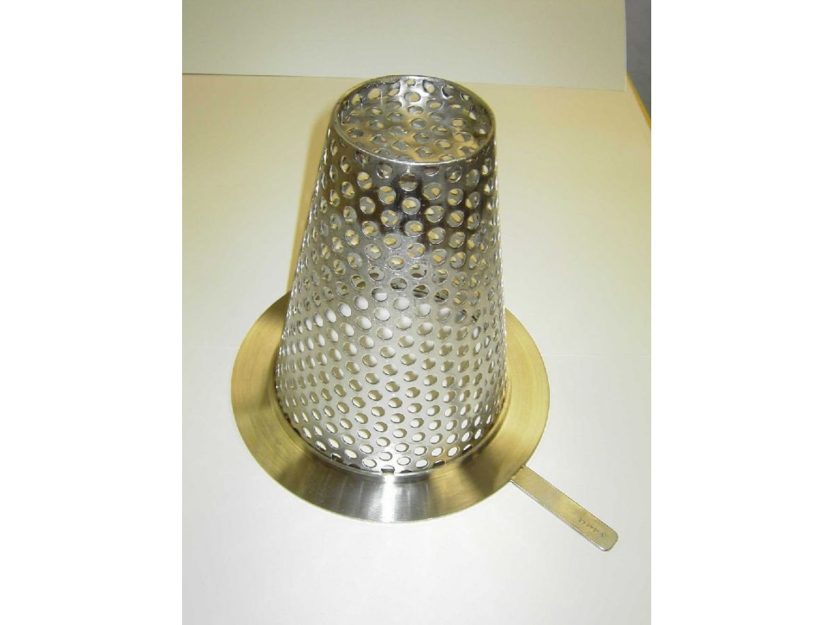 Conical Strainer Truncated