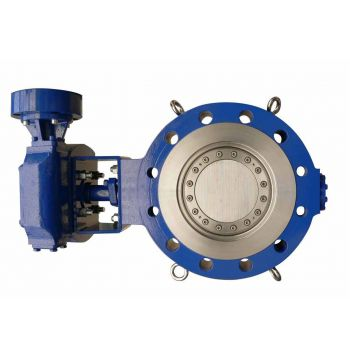 Triple-Eccentric Butterfly Valve