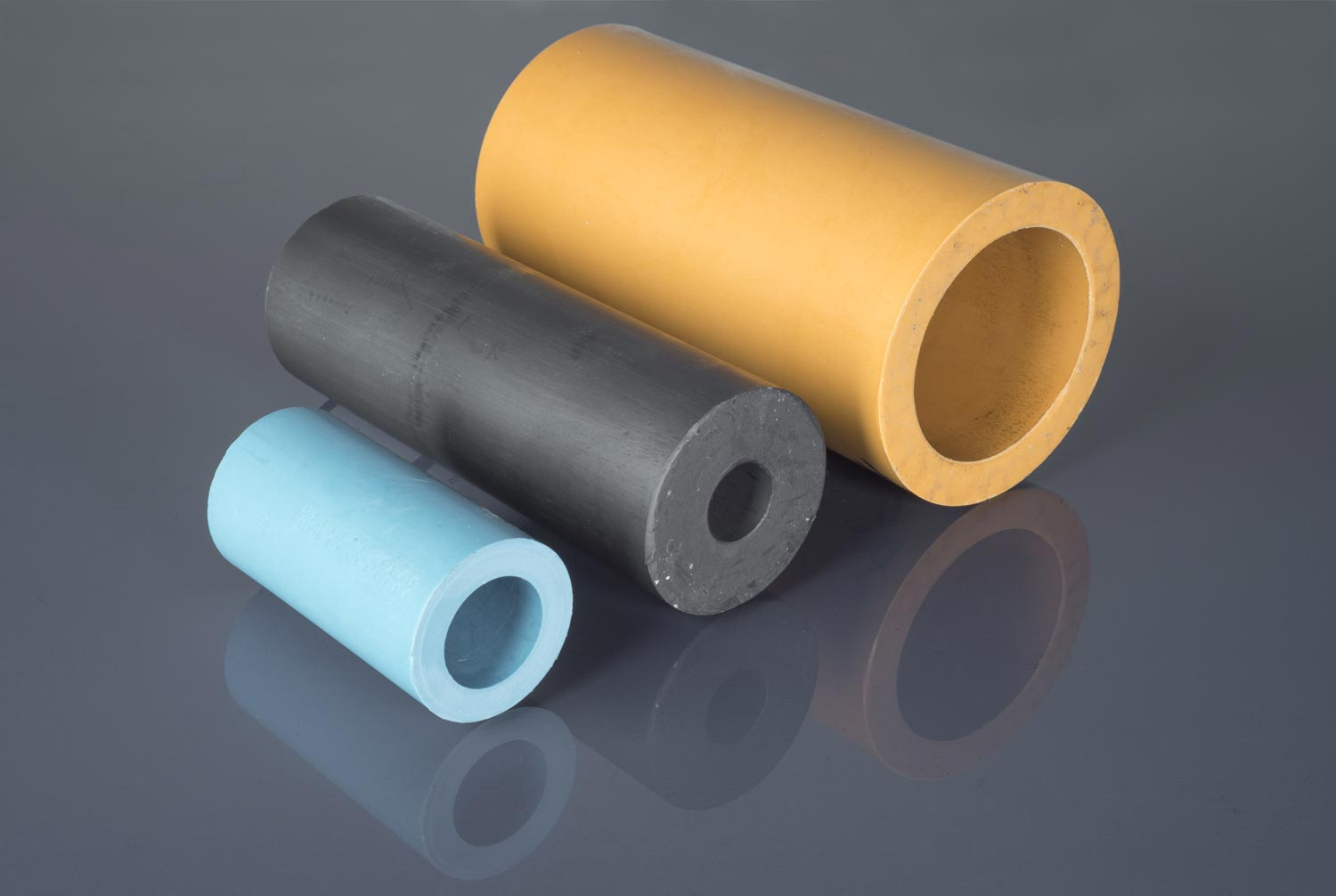 PTFE Bushings with fillers