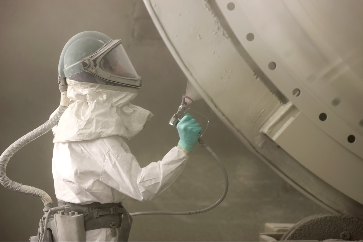 Industrial Coatings and paints