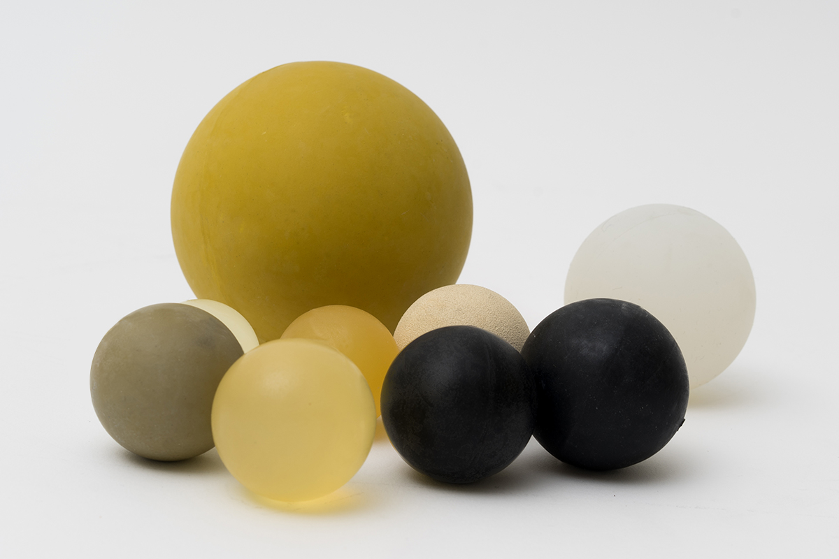 Screen Cleaning Rubber Balls